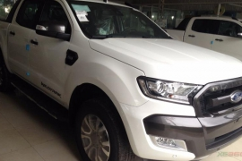 Ford Ranger 2.2L Wildtrak 4x2 AT 2017