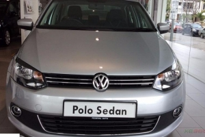 Volkswagen Polo Sedan 1.6L 2016