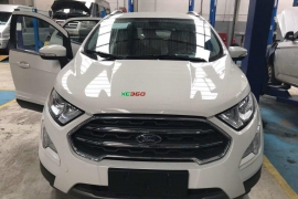 Ford Ecosport Titanium AT 1.5L 2018