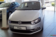 Volkswagen Polo Hatchback AT 2015