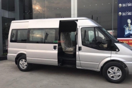 Ford Transit SVP Limited