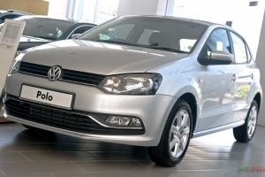 Volkswagen Polo hatchback 6AT