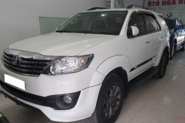 Toyota Fortuner TRD Sportivo 4x4 AT 2014