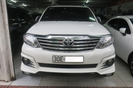 Toyota Fortuner TRD Sportivo 2.7V(4X2) AT 2016
