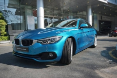 BMW 420i Coupe 2018