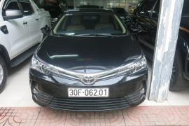 Toyota Corolla Altis 1.8E AT 2018