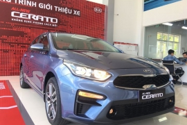 KIA Cerato All New 2019 (AT)