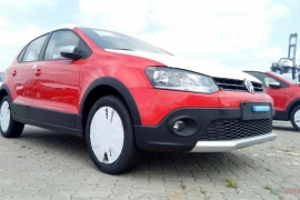 Volkswagen Polo Cross 2018