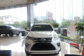 Toyota Fortuner 2.7AT 4x2 2020