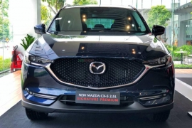 New Mazda CX-5 Signature Premium