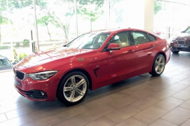 BMW 428i Grand Coupe 2018