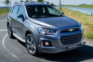 Chevrolet Captiva Revv 2016 New