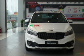 Kia Sedona Luxury 2020