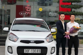 Kia Morning EXMT 1.25 2018