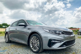 Kia Optima 2.0 LUXURY 2019