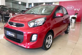 Kia Morning SI MT 2018