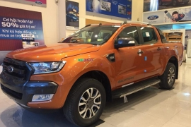 Ford Ranger Wildtrak 3.2L 4x4AT 2018