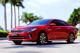 Kia Optima 2.0 AT 2018