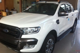 Ford Ranger Wildtrak 3.2 AT 2017