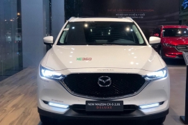 New Mazda  CX-5 2.0L Luxury  2020