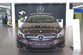 Mercedes CLA 250 4Matic 2018