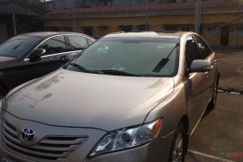 Toyota Camry LE 2.4 2007