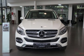 Mercedes GLE 400 4Matic Exclusive 2018