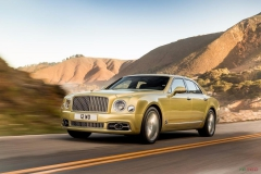 Bentley Mulsanne speed 2018