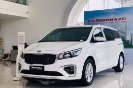 KIA Sedona 2.2DAT Luxury 2020