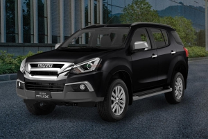ISUZU MU-X 1.9L (4X2) AT