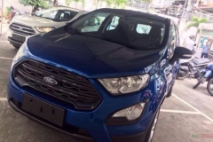 Ford EcoSport Trend 1.5MT 2018