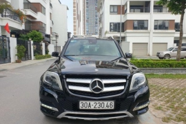 Mercedes GLK 250 4Matic AMG 2014