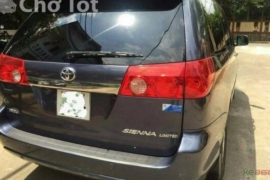 Toyota Sienne 2007 limited