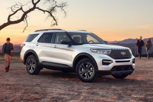 Ford Explorer 2.3 Ecoboost AT 4WD