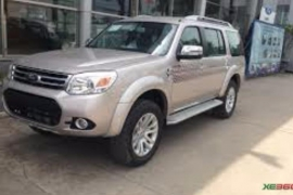 Ford Everest AT 2013