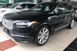 Volvo xc90 Incriptions 2017