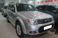 Ford Everest MT 2014