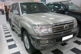 Toyota Land Cruiser MT GX  2007