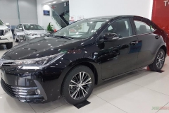 Toyota Corolla Altis 2.0V Luxury model 2018