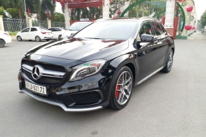 Mercedes GLA 45 AMG 4Matic 2015