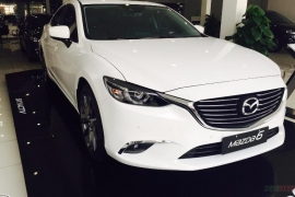 Mazda 6 2.0AT Facelift 2017
