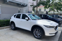 New Mazda CX-5 2.0 Luxury