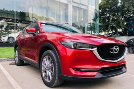 Mazda CX-5 2.0 Luxury