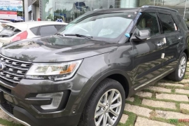 Ford Explorer 2.3 Ecoboost 2017