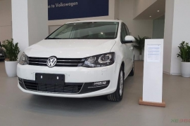 Volkswagen Sharan 2.0 AT 2017