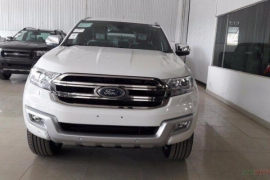 Ford Everest Titanium 2.2AT 2017
