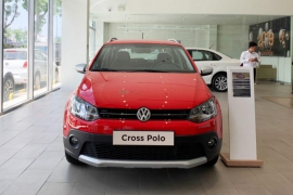Volkswagen Polo Crosss 2019