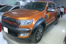 Ford Ranger Wildtrak 4x4 2017 Bản full