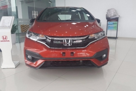 Honda Jazz 1.5RS 2018