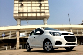 Chevrolet Spark Duo 1.2MT 2018